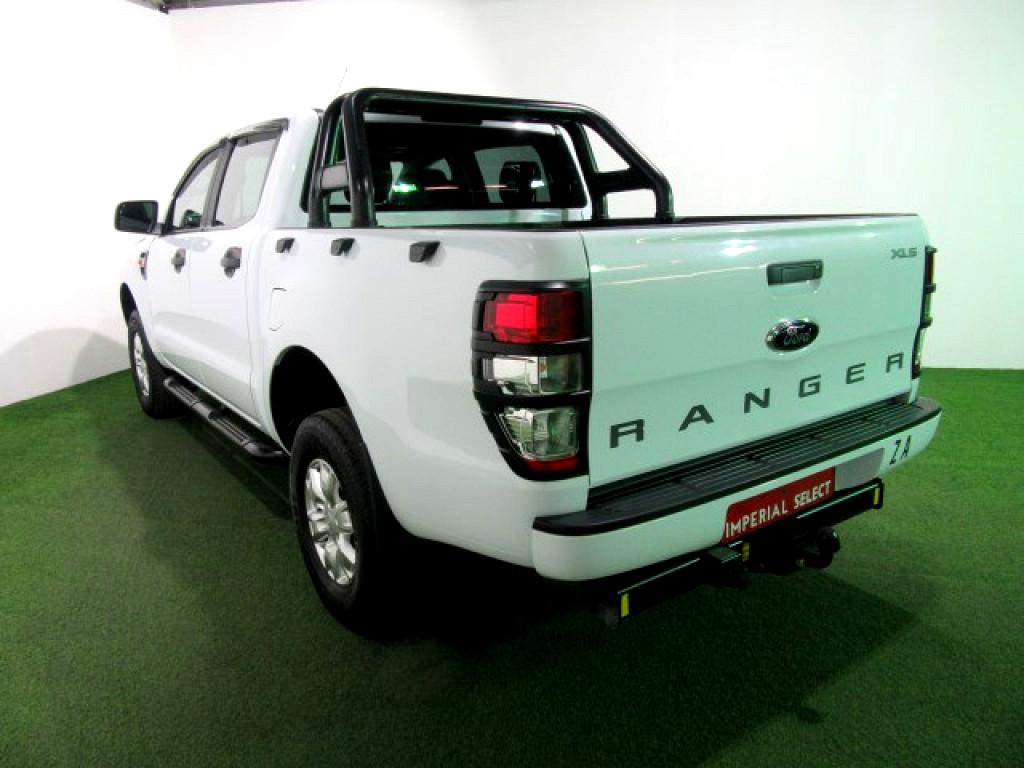 2015 FORD RANGER 2007 ‑ ON RANGER 2.2TDCi XLS P/U D/C