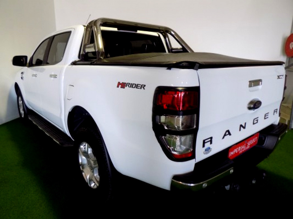 2016 FORD RANGER 3.2 TDCi XLT 4X2 D/CAB AT