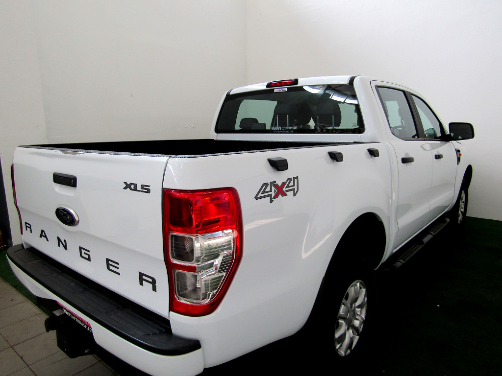 2015 Ford Ranger 2.2TDCi XLS 4X4 P/U D/C