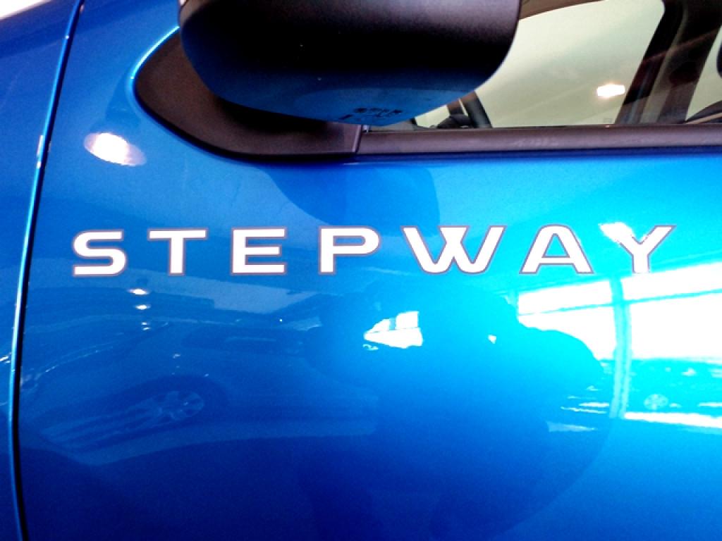 2017 STEPWAY PH2 DYN 66KW TURBO