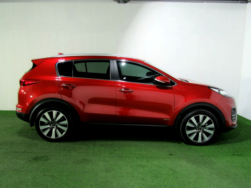2018 KIA SPORTAGE 2.4 4X4 AT