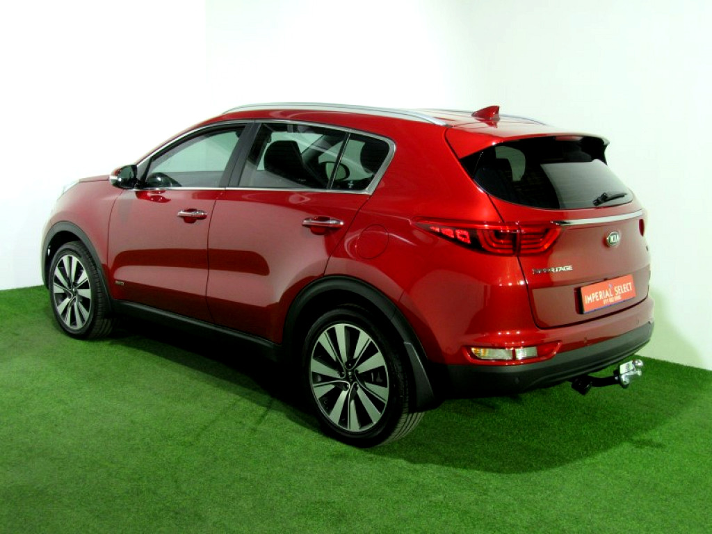 2018 KIA Sportage 2.4 4X4 AT At Imperial Select The Glen