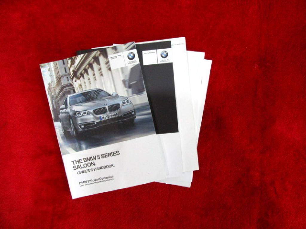 2015 BMW 5 SERIES F10 520D A/T M SPORT (F10)