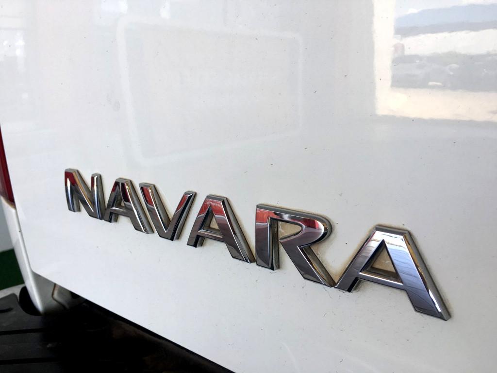 2012 NISSAN NAVARA 2.5 dCi 4x4 LE D/CAB