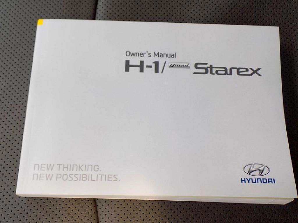 2016 HYUNDAI H1 2.5 VGT 9 SEATER BUS A/T