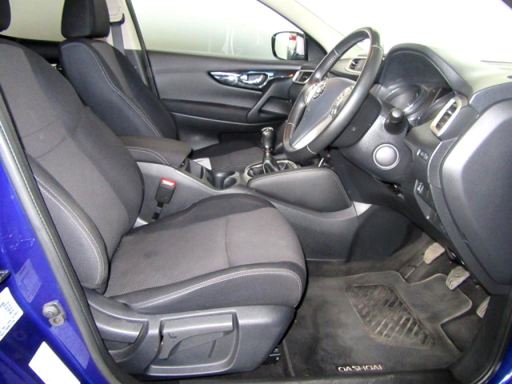 2016 NISSAN QASHQAI 1.6dCi ACENTA + TECHNO AWD (LS) SUV MANUAL