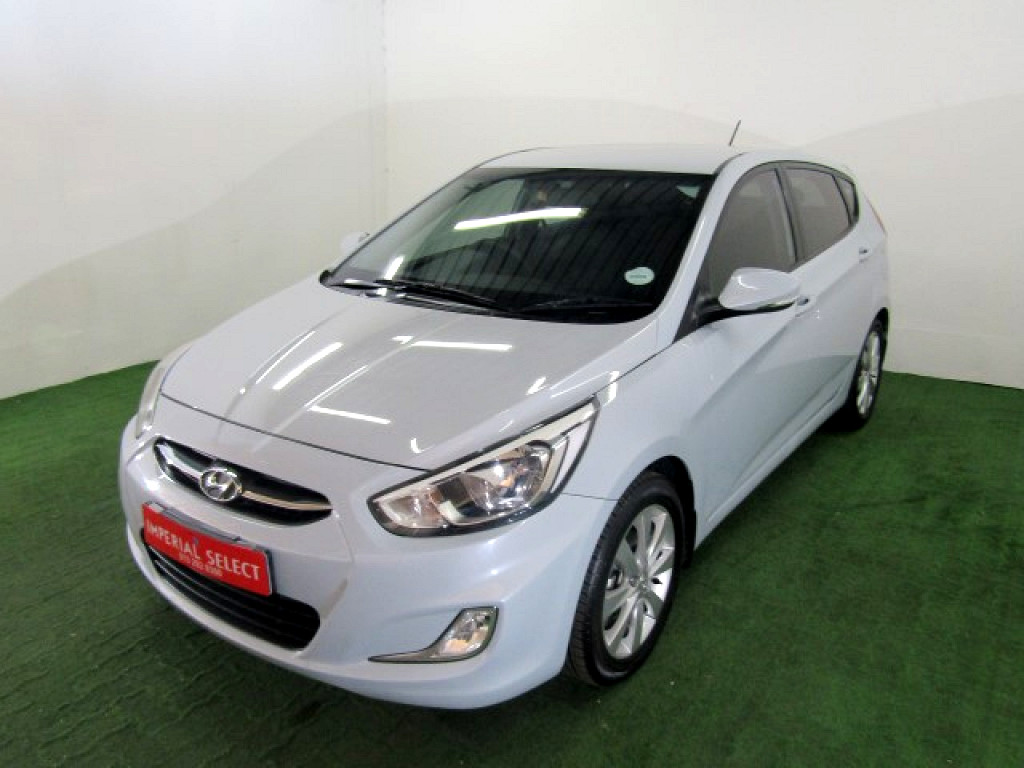 2015 ACCENT 1.6 GLS AUTOMATIC