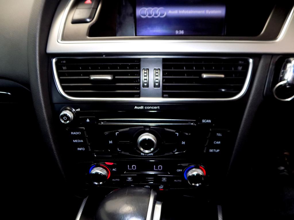 2013 AUDI A5 A5 SPORTBACK 2.0 TFSi QUATT STRON (165KW)