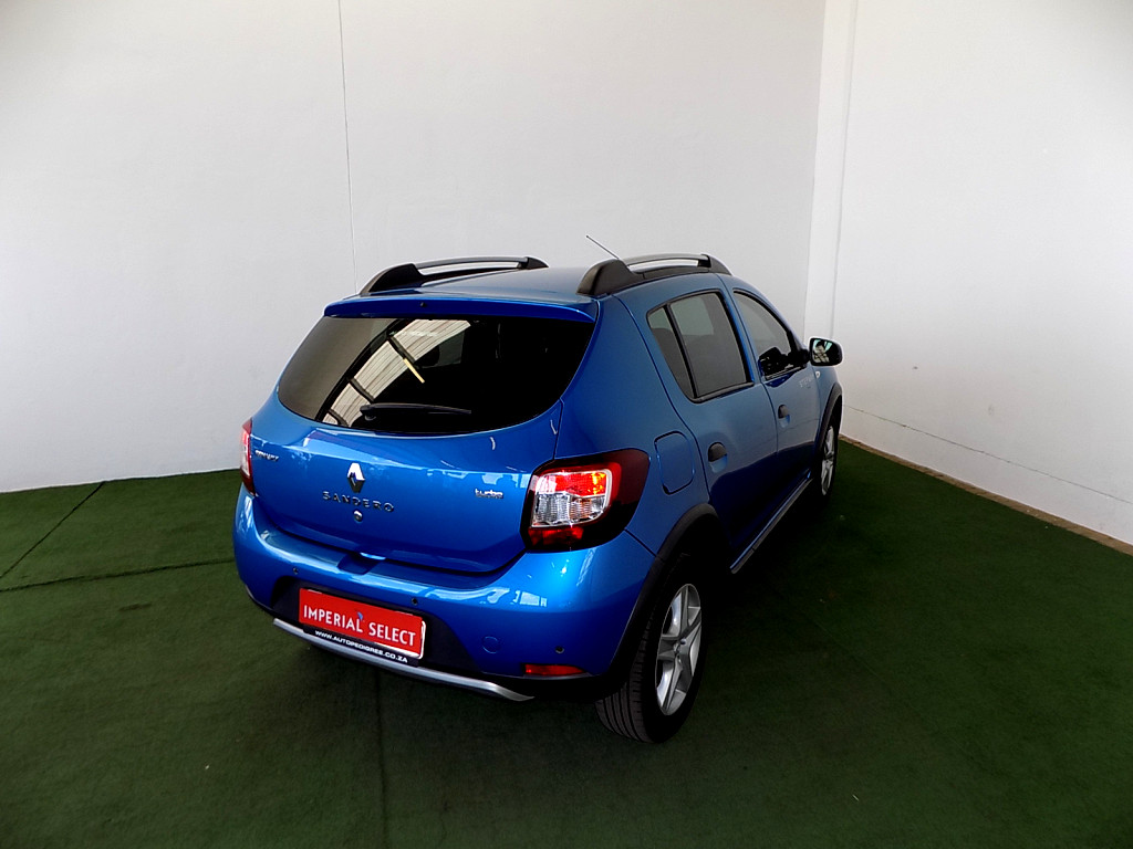 2016 NEW SANDERO 66KW TURBO STEPWAY