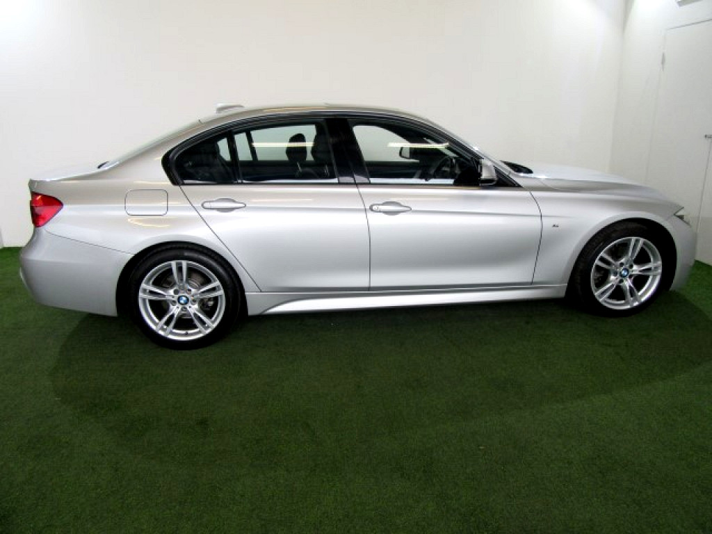 2016 BMW 3 SERIES SEDAN 320d M SPORT STEPTRONIC