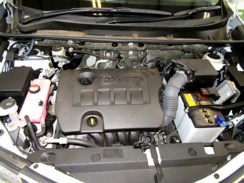 2016 TOYOTA RAV4 2.0 GX 4X2 CVT SUV