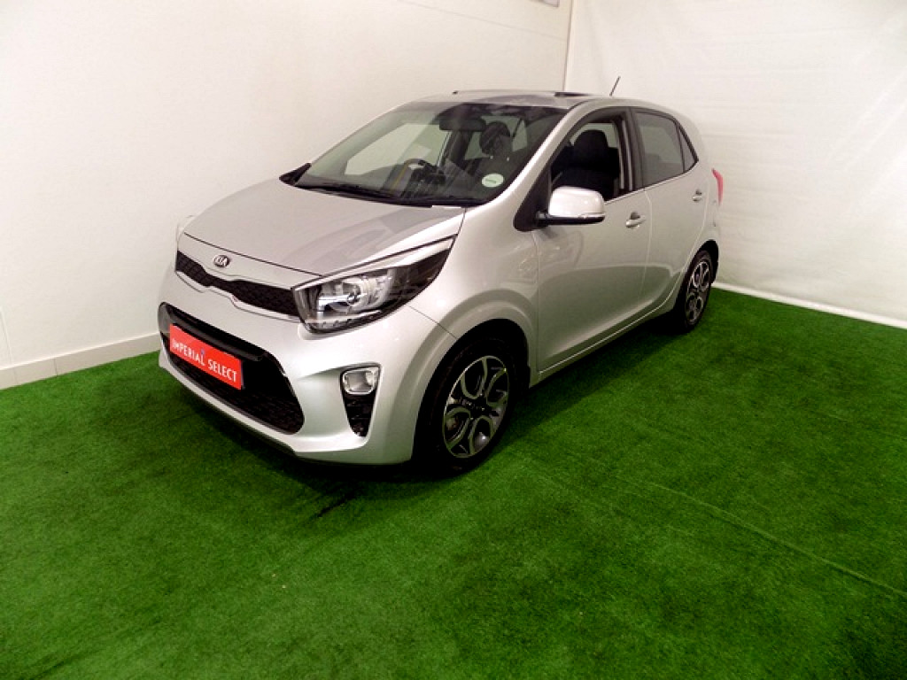 2018 kia picanto picanto 1 2 smart at imperial select pinetown. Black Bedroom Furniture Sets. Home Design Ideas