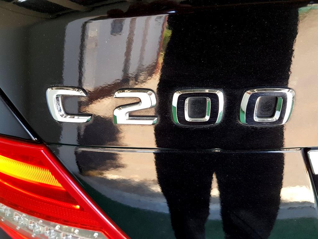 2011 MERCEDES C‑CLASS SEDAN C 200 BlueEFFICIENCY AVANTGARDE