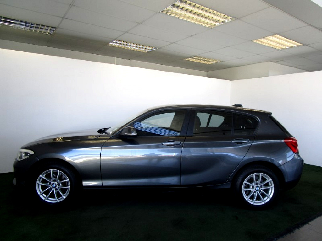 2016 BMW 1 SERIES 5‑DOOR FACELIFT 118i STEPTRONIC