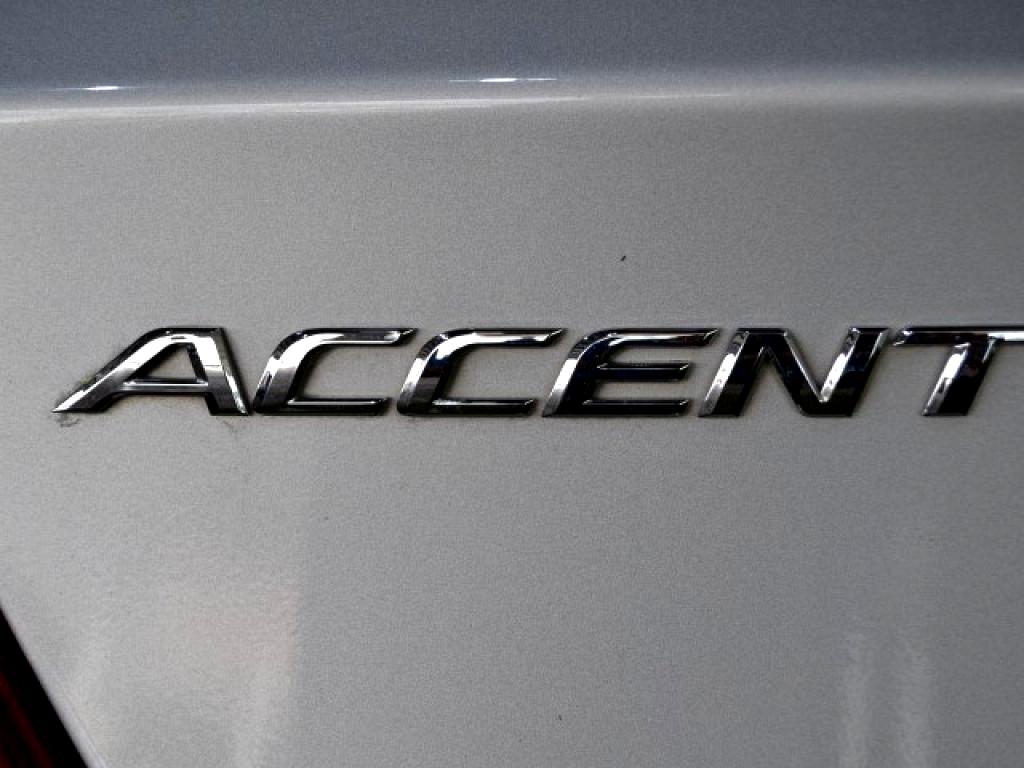 2015 ACCENT HATCH 1.6 FLUID AUTOMATIC