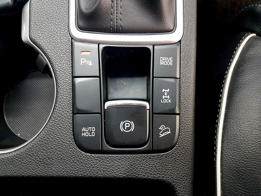 2017 SPORTAGE AWD 2.0D AUTO SX