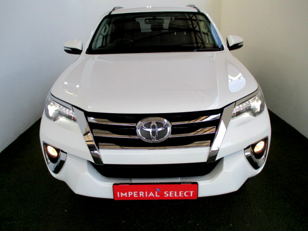 2017 TOYOTA FORTUNER 2.8 GD‑6 RAISED BODY AT