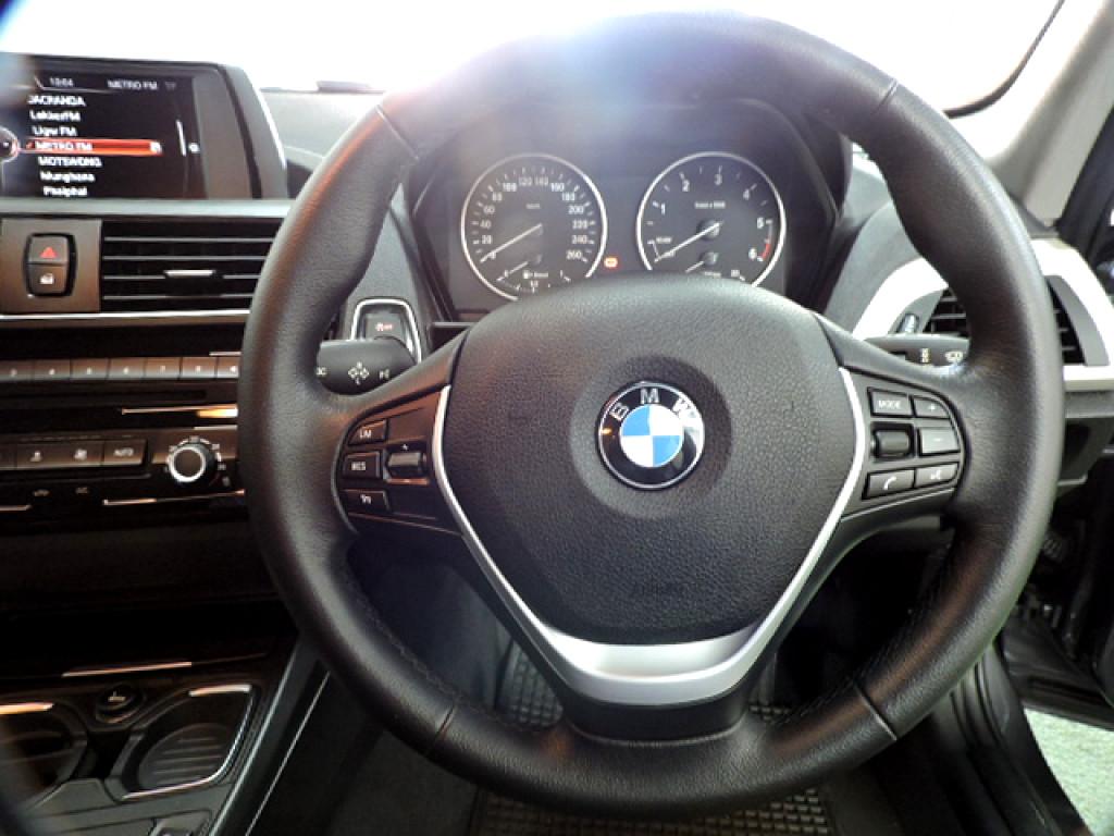 2016 BMW 1 SERIES E81 / 87/ F20/F21 120d 5DR A/T (F20)