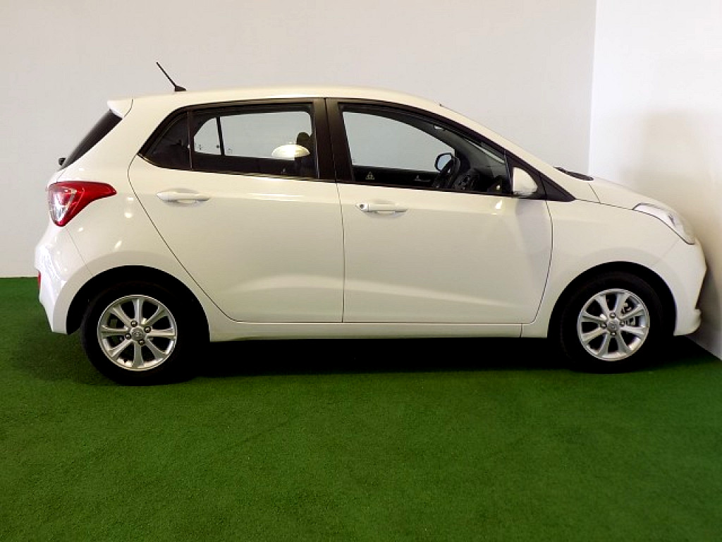 2015 HYUNDAI GRAND i10 1.25 MOTION M/T