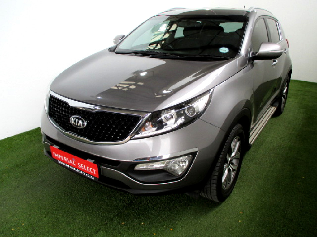 2015 kia sportage 2 0 4x2 at at imperial select west rand for Kia motors finance rates