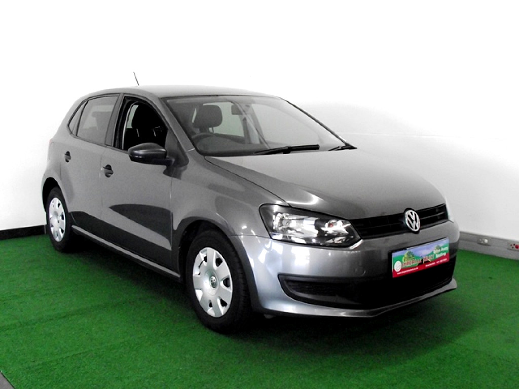 2014 volkswagen polo 1 4 trendline at imperial select