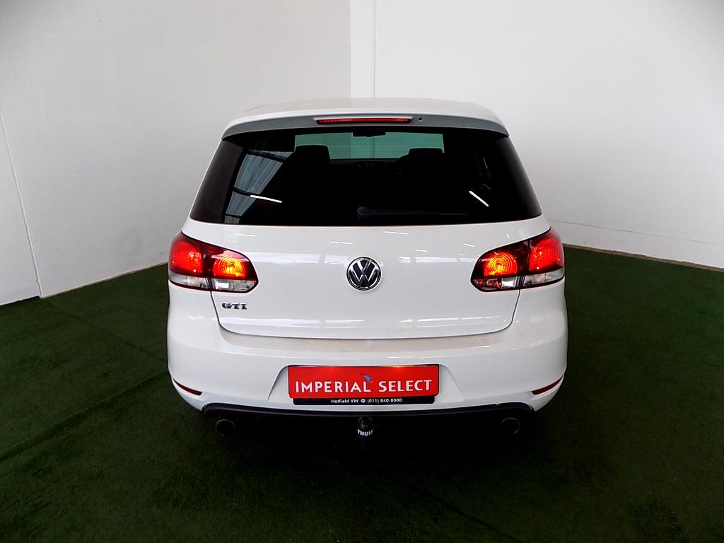 2011 Volkswagen Gold VI GTI 2.0 TSI DSG