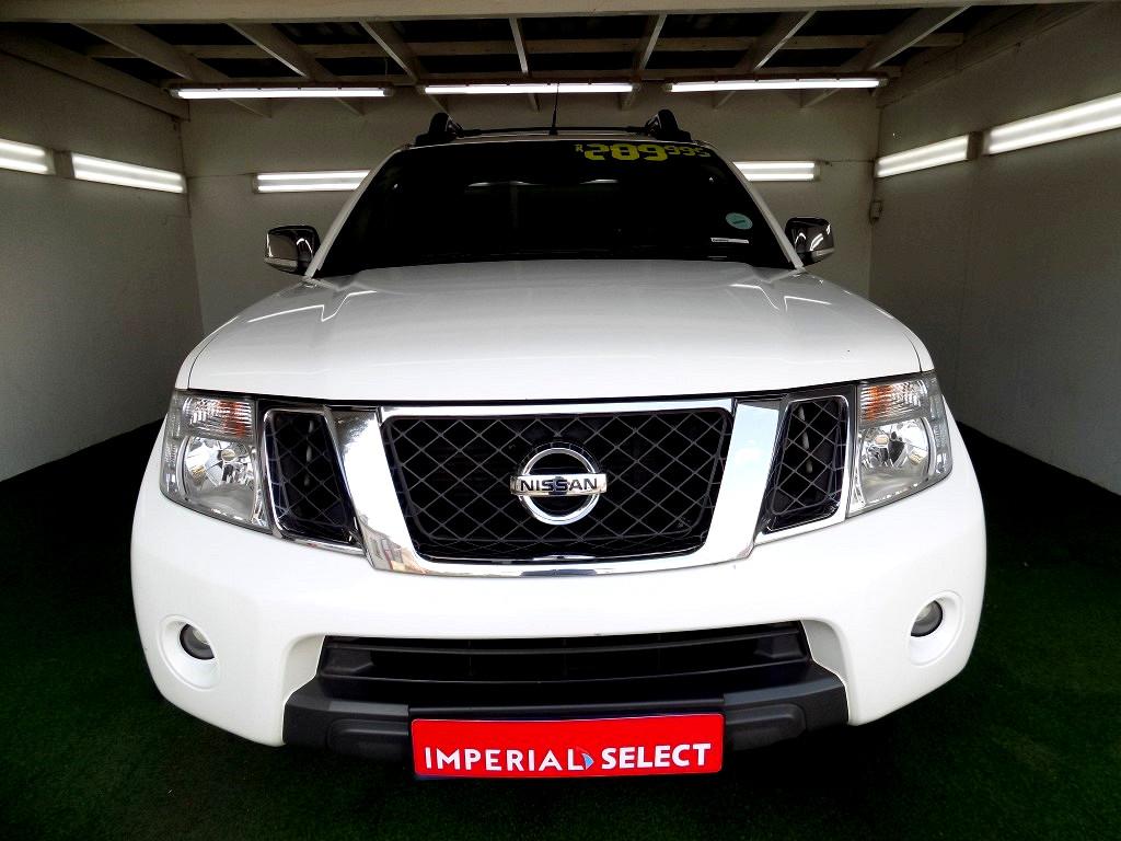 2014 Nissan Navara Navara 2.5 Dci Le P/U D/c