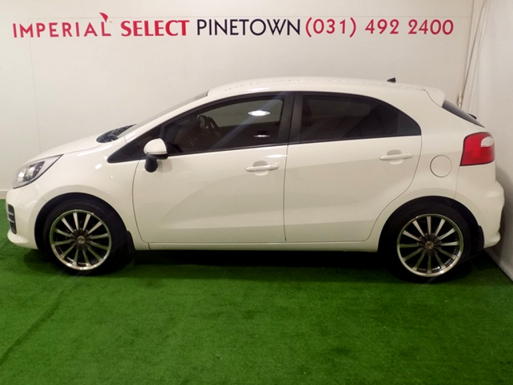 2016 KIA RIO 1.4 TEC 5‑DOOR AT