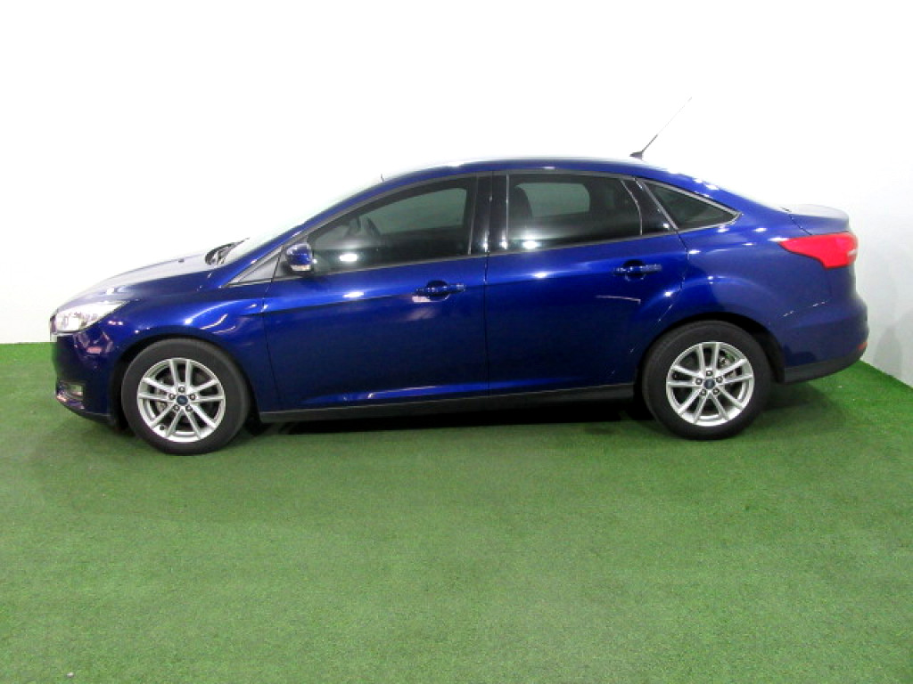 2016 FORD FOCUS 1.5 ECO BOOST TREN AT