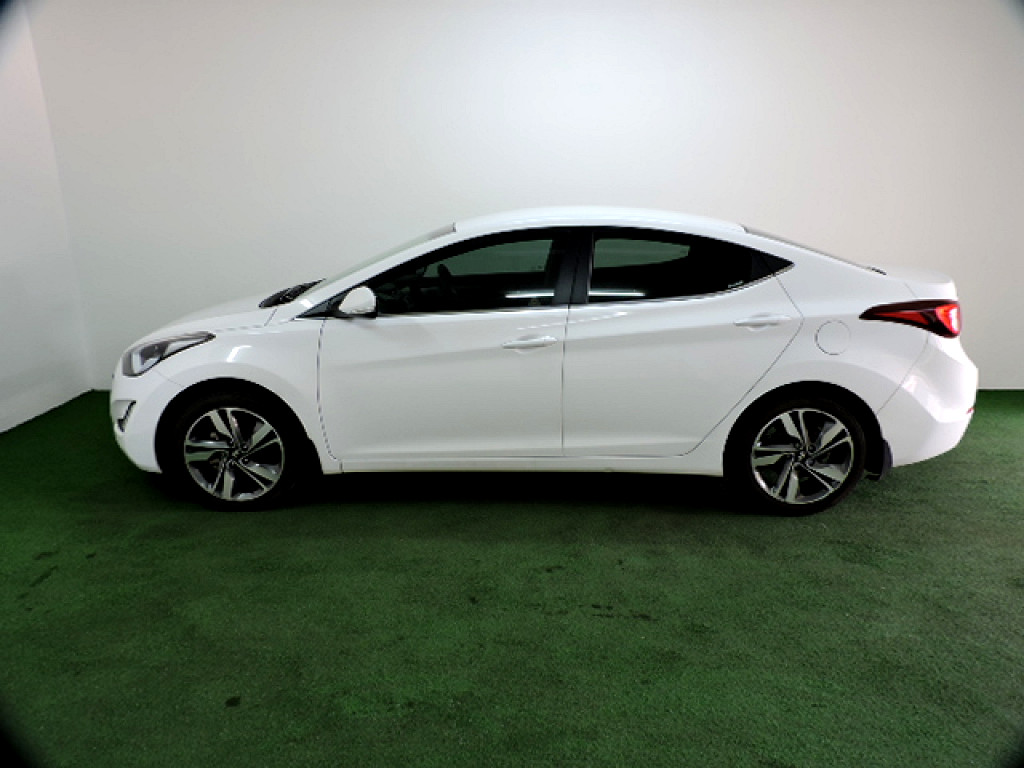2016 ELANTRA 1.6 PREMIUM MANUAL FACELIFT