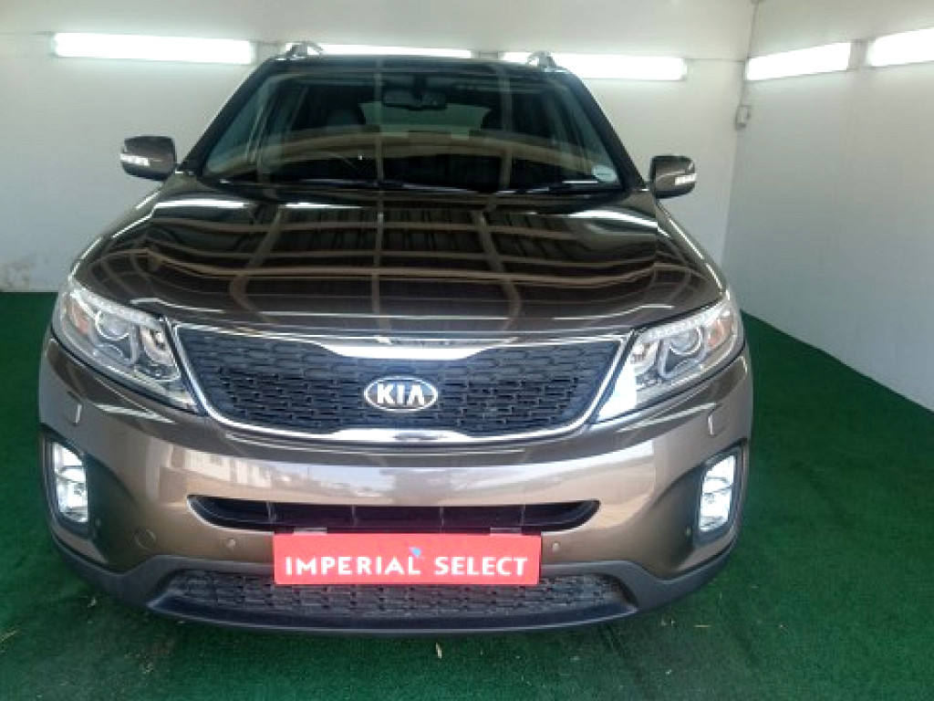 2015 KIA SORENTO 2.2 AWD 7‑SEATER AT