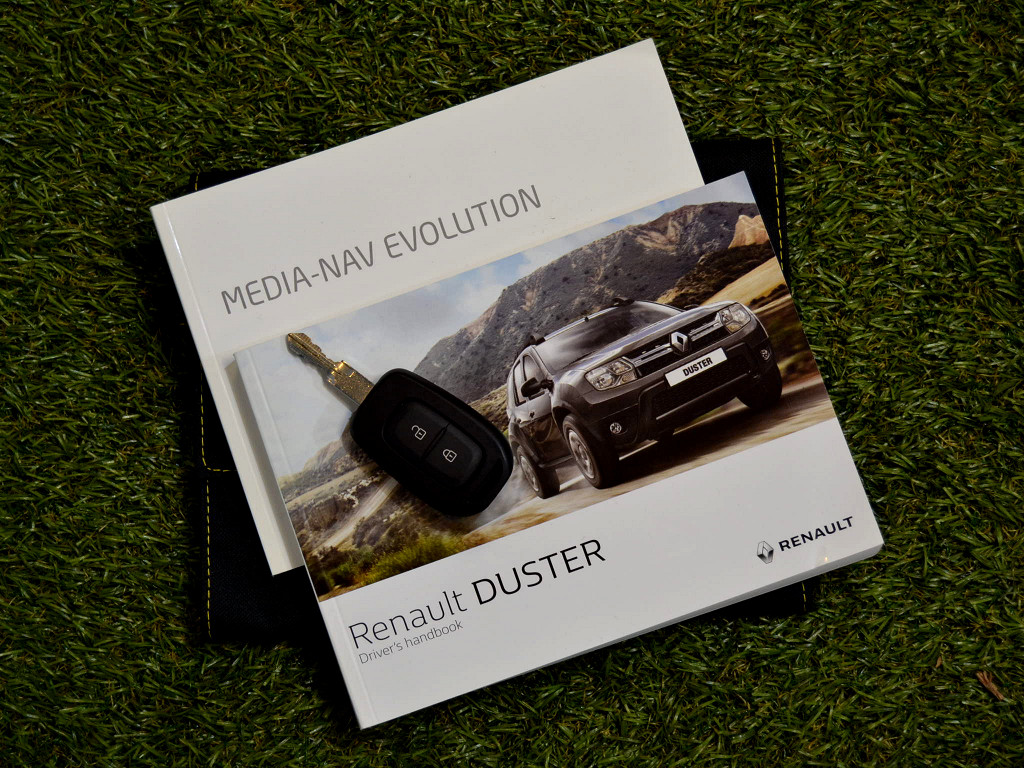 2017 Duster 1.5 dCi Dynamique 4X2 MY17