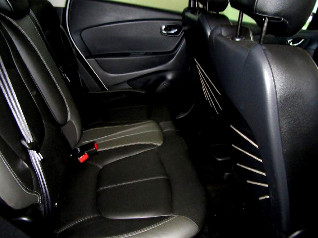 2015 Renault Captur 1.2 TCE EDC