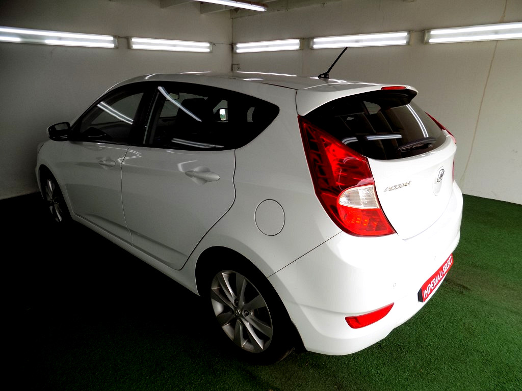 2016 ACCENT HATCH 1.6 FLUID MANUAL
