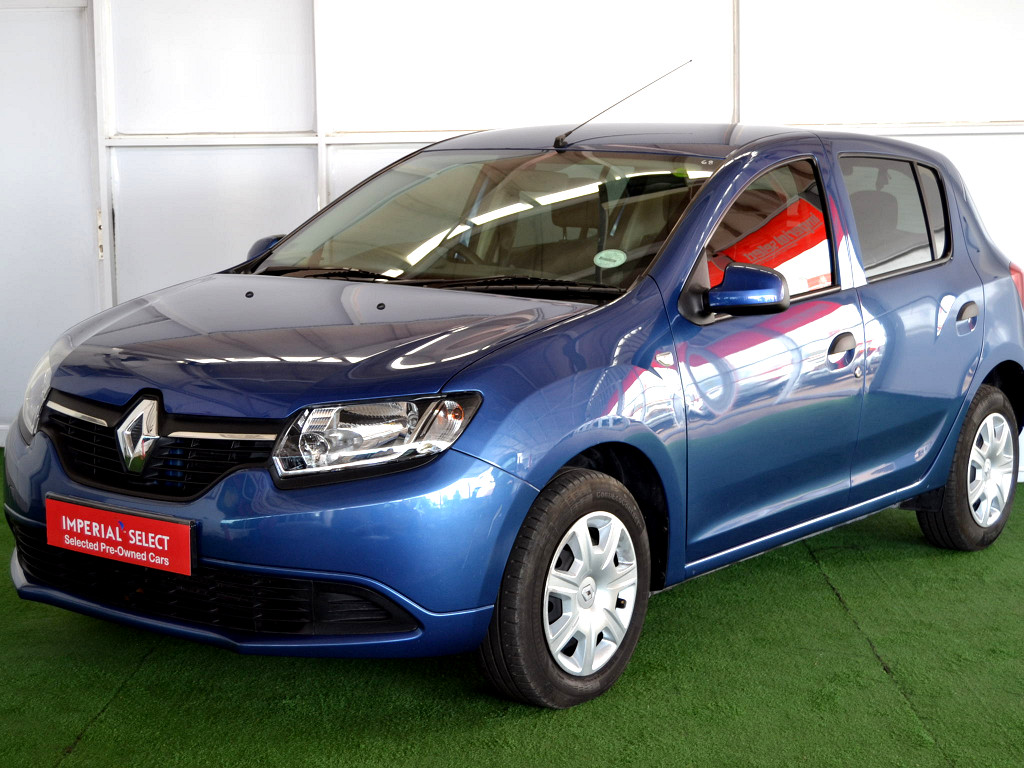 2012 Sandero 1 6 Exp 5dr At Imperial Select Cape Town