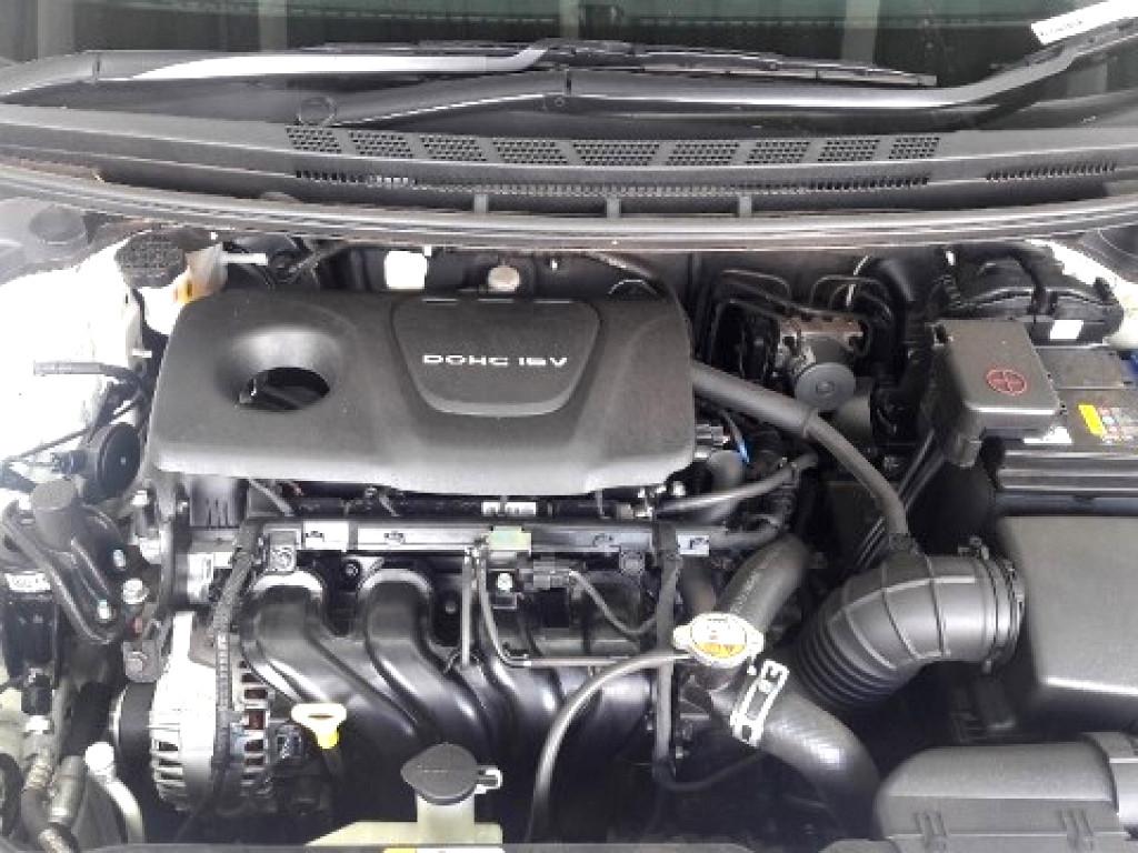 2017 CERATO YD 1.6 AUTO SEDAN EX