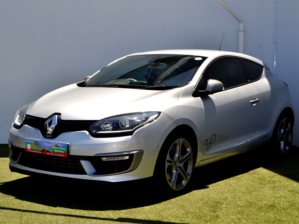 2015 renault megane coupe 2 0 gt turbo at imperial select. Black Bedroom Furniture Sets. Home Design Ideas