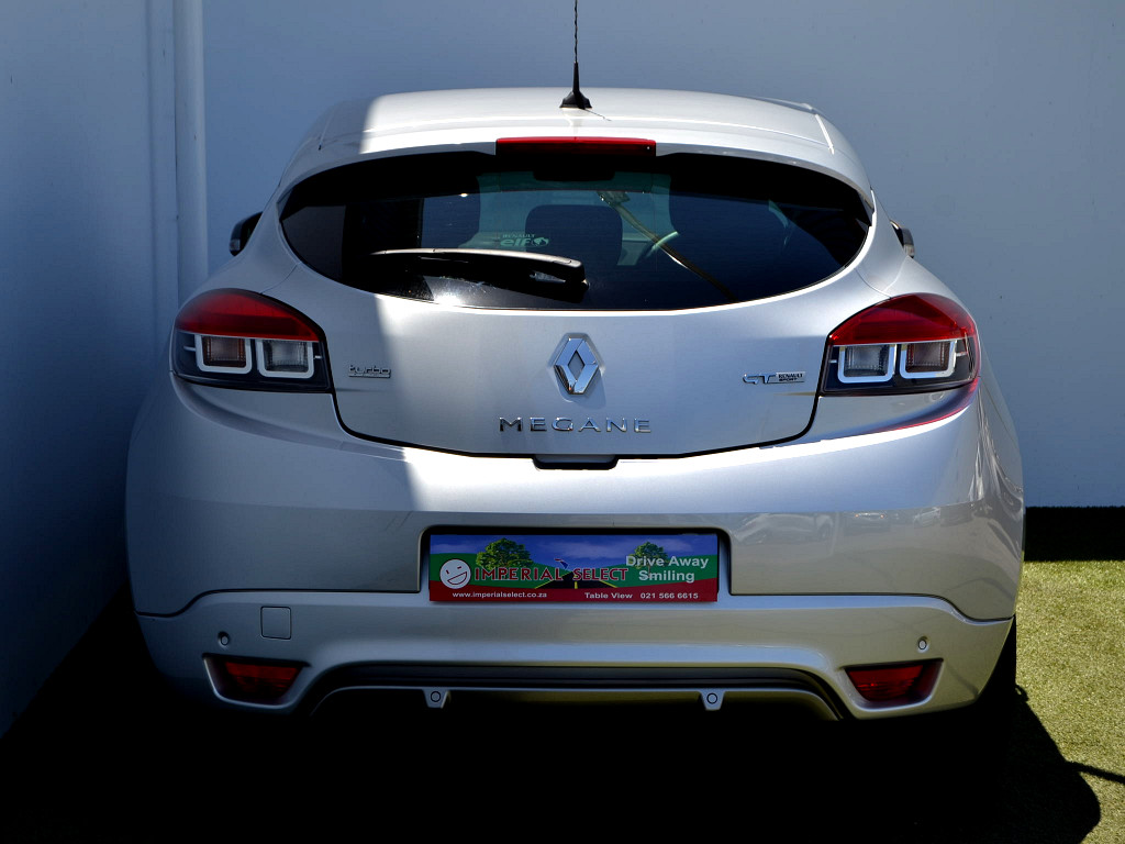 2015 RENAULT MEGANE COUPE 2.0 GT TURBO