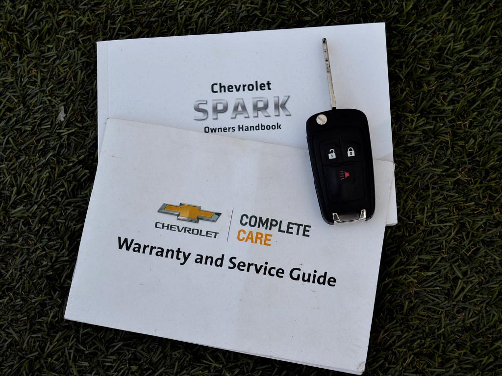 2015 CHEVROLET SPARK 1.2 LS
