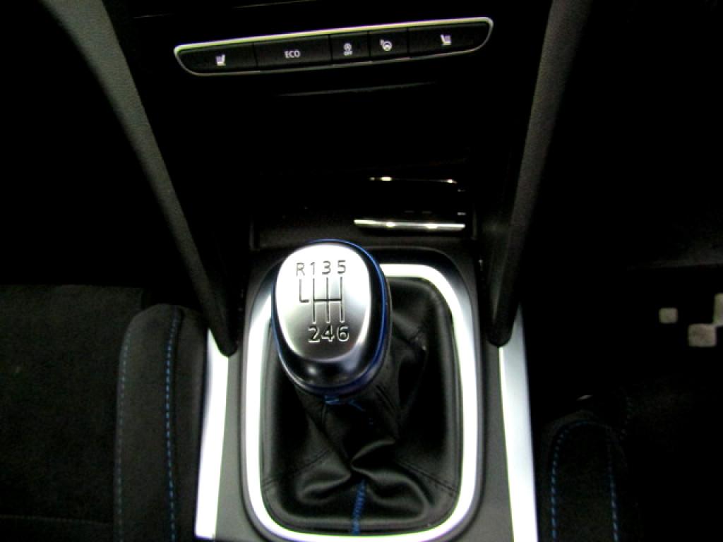 2016 Megane IV  GT‑Line Turbo