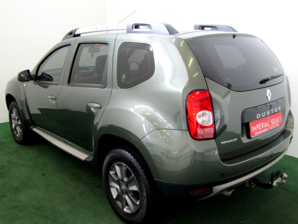 2016 NEW DUSTER 1.5 DCI 4X4 DYNAMIQUE