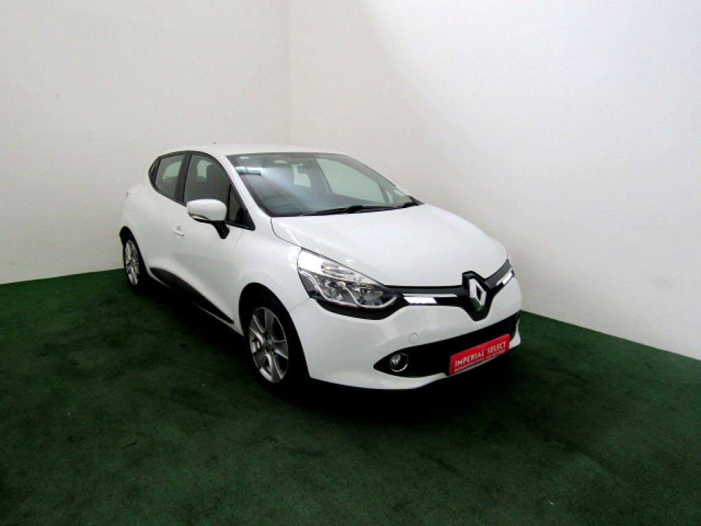 2016 Clio 4 Expression 66kW Turbo