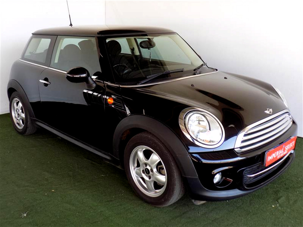 2011 Mini Cooper 1 6 Hatch At Imperial Select Edenvale