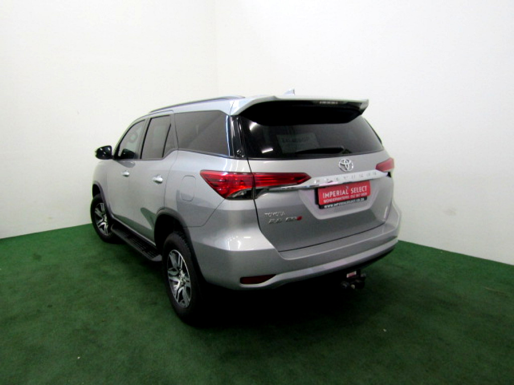 2016 TOYOTA FORTUNER 2.8 GD‑6 R/B A/T
