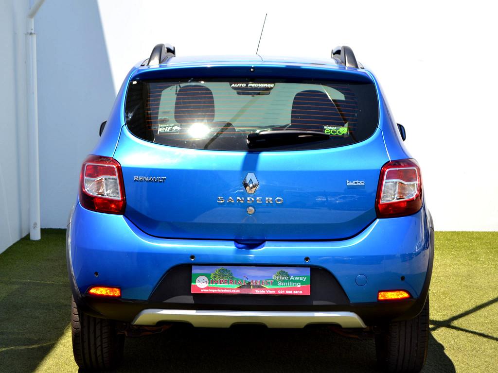 2015 Renault SANDERO II STEPWAY