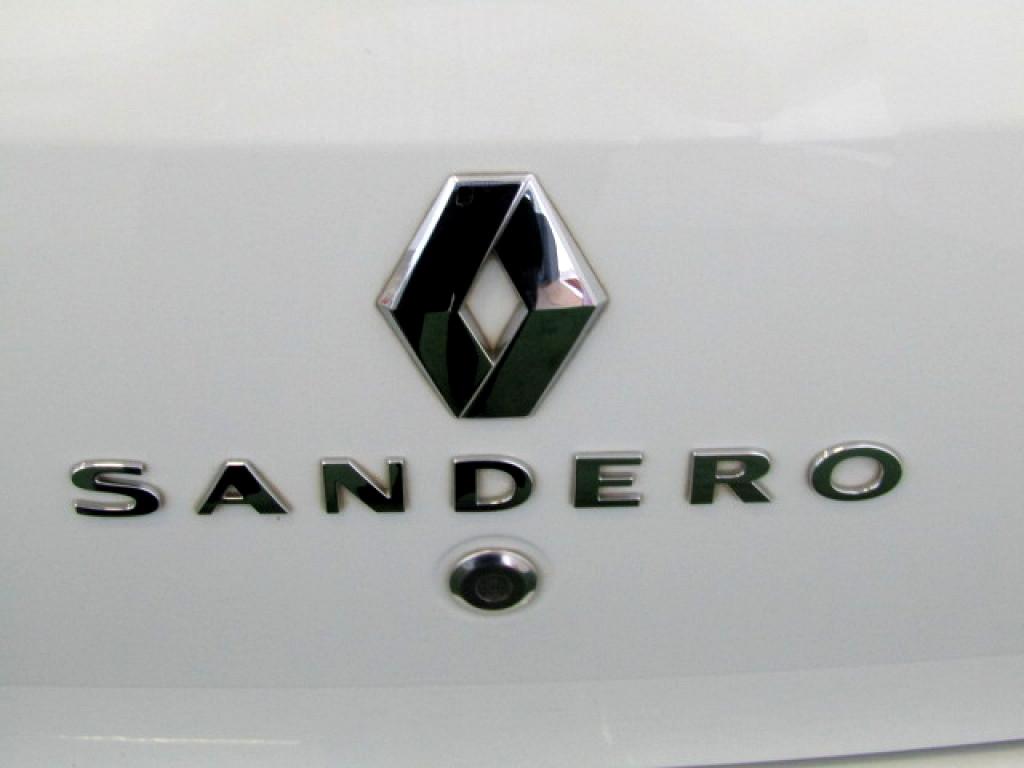 2016 NEW SANDERO 66KW TURBO EXP