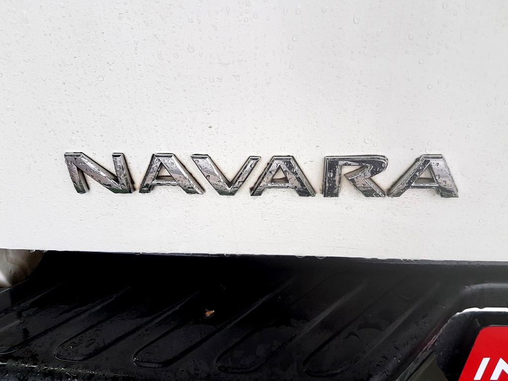 2014 NISSAN NAVARA 2.5 DCI LE P/U DIC