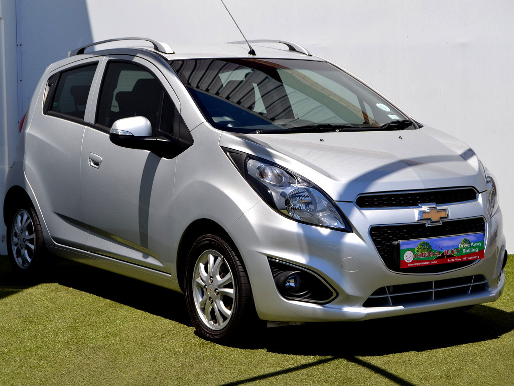 2015 CHEVROLET SPARK 1.2 LS NOW PRICED to GO @ R 104 900!!!