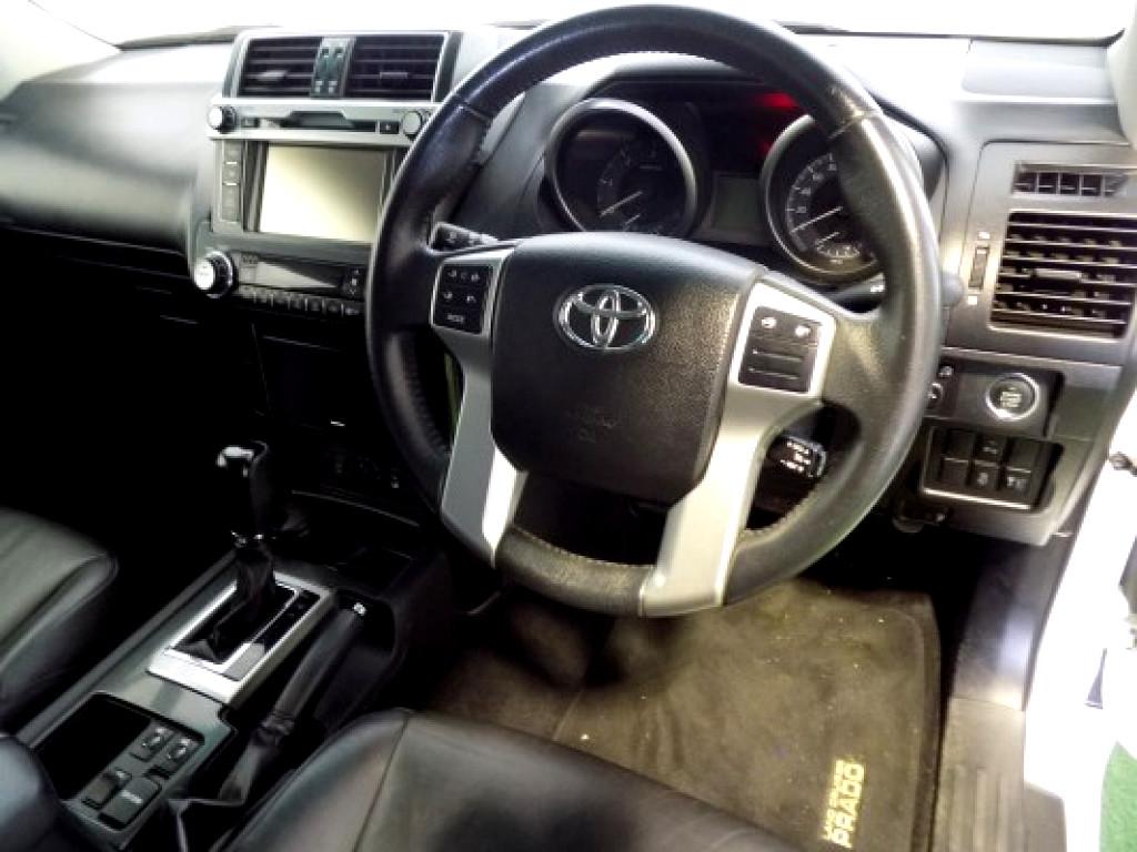 2016 Toyota Prado TX 3.0 TDi A/T