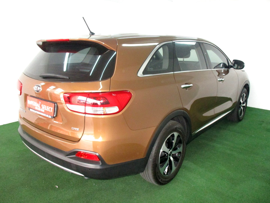 2015 SORENTO 2WD 2.2D AT 5SEATER LX